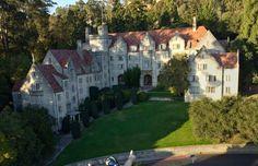 Bowles Hall Dormitory  - Berkeley CA