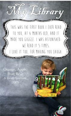 Great Idea for Children's books