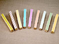 fabulous-washi-tape Great for the learning letters game as well! Use instead of paint on your clothespins!