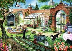Kitchen Garden (266 pieces)