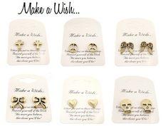 Make A Wish Earrings