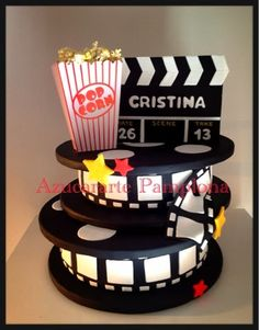 Movie Night Party, Dj Party, Sleepover Party, Hollywood Party, Kino Party, Bolo Barbie, Broadway Theme, Cinema Party, Red Carpet Party