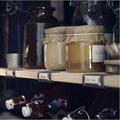 Ikea 'Ivar' shelf @lililou04 via @ikeafrance | Kitchen shelf