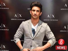 Sushant Singh Rajput, who is great dancers, says that he wants to do a dance-based film like 'Black Swan'. Bollywood Photos, Bollywood Stars, Bollywood News, Bollywood Updates, Cute Celebrities, Celebs, Bollywood Celebrities, Funny Videos For Kids, Sushant Singh