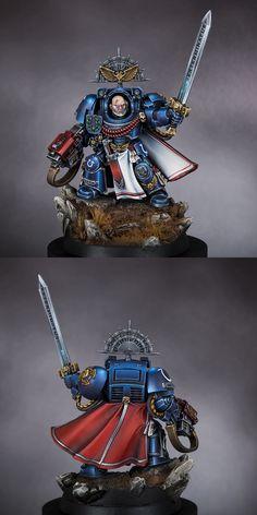 Ultramarine Terminator by BuzZin