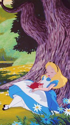 디즈니 배경화면, 이상한 나라의 앨리스 아이폰 배경화면 : 네이버 블로그 Disney And More, Disney Love, Disney Art, Disney Pixar, Alice Disney, Disney Phone Wallpaper, Cartoon Wallpaper, Alice And Wonderland Quotes, Walt Disney Animation