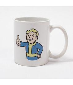 The Bethesda Store - Vault Boy Thumbs Up Mug - Accessories