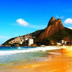 Rio de Janeiro, Leblon.
