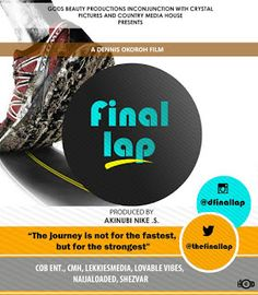 FRESH MOVIE: FINAL LAP(the official trailer)   A short film that shoes the norms and pressure final year students of Nigeria Universities Goes thru and how they handle such pressures..  It was shot in FUTA Starring Akinnubi Olanike B Aluko Esther  A Film by Okoroh Dennis A  Cinematography by Olumighty  A must watch  DOWNLOAD MOVIE: FINAL LAP(the official trailer)  VIDEO