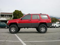 JeepsUnlimited.com Forums 1994 ZJ 33in Trxus MT, 2in BB + 4.5in RE Coils
