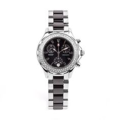 Pre-Owned Ladies Michele Tahitian Timepiece
