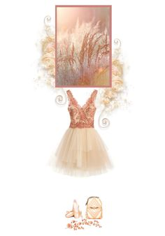 """""""Pink Is Beautiful Colour Series"""" by absolutelyfabulousdesigns ❤ liked on Polyvore featuring Notte by Marchesa, Valentino, women's clothing, women's fashion, women, female, woman, misses, juniors and coloursseriesii2"""