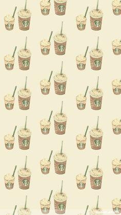 Starbucks coffee wallpaper wallpaper backgrounds, iphone wallpapers, cute b Whats Wallpaper, Cute Wallpaper For Phone, Cellphone Wallpaper, Cool Wallpaper, Pattern Wallpaper, Hipster Wallpaper, Wallpaper Ideas, Tumblr Backgrounds, Cute Backgrounds