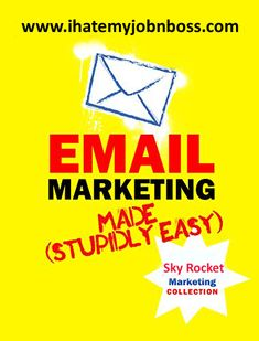 """Because in """"Email Made (Stupidly) Easy"""" you'l find out: • How to Get Tons of Subscribers FAST! • My Ultimate Email Marketing Formula  #marketingdigital #marketingstrategy #business #branding #email #marketingtips #b #emailmarketingtips #smallbusiness #entrepreneur #internetmarketing #advertising #webdesign #digitalmarketingagency #statrtup #marketingagency #leadgeneration #digitalmarketingtips #ecommerce #instagram #website #bhfyp Make Money From Home, Make Money Online, How To Make Money, How To Get, Email Marketing, Internet Marketing, Digital Marketing, Hate My Job, Instagram Website"""