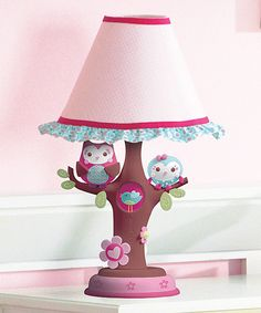 Love this Summer Infant Decorative Nursery Lamp by Summer Infant on #zulily! #zulilyfinds