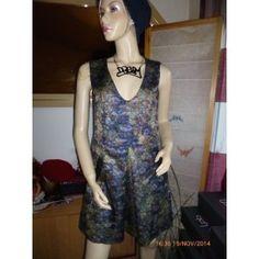 Sublime robe Cop copine neuve et étiquetée modèle DELICIAS - collection automne/hiver 2014-2015 -dispo en tailles 36, 38, 40 et 42 - coloris unique