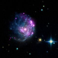 Intriguing Member of Black Hole Family Tree (ngc2276) | by NASA's Marshall Space Flight Center