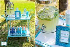 "limeade water fight ""wars"" birthday party! | | Kara's Party IdeasKara's Party Ideas"