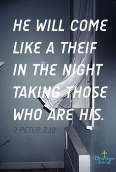 Image result for Jesus will come like a thief in the night gif