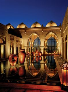 "Royal Mirage Dubai ""Idee Per Viaggiare"""