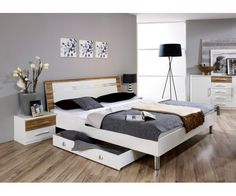 Lit moderne - Design - #Lit Bed, Furniture, Design, Home Decor, Modern Bedroom, Lush, Decoration Home, Stream Bed, Room Decor