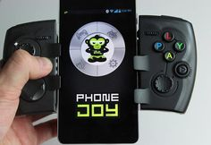 PhoneJoy Play Game Controller for Android, iOS and PC