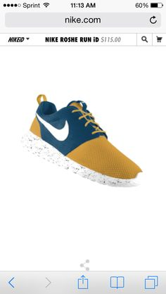 buy popular 3a844 f6f3f  Customized Roshe s