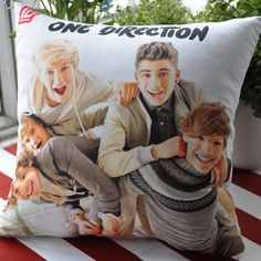 One Direction zayn throw pillow