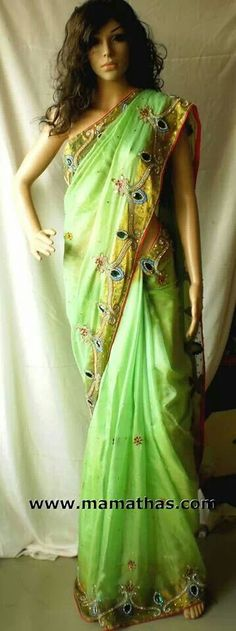 ! Sari, My Style, Fashion, Saree, Moda, La Mode, Fasion, Fashion Models, Trendy Fashion