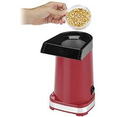 #AmazonCA #AmazonCanada: $36.99 or 39% Off: [Amazon] Cuisinart Easypop Hot Air Popcorn Maker Red http://www.lavahotdeals.com/ca/cheap/amazon-cuisinart-easypop-hot-air-popcorn-maker-red/67715