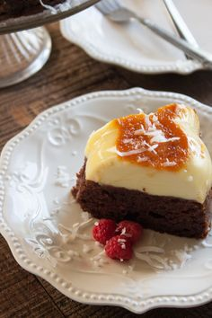Flan, The cream and Flan recipe on Pinterest