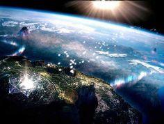A vida nas dimensões das colônias espirituais?