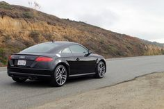 Here she is, the 2016 Audi TT Coupe. This is the third generation of what is now a classic 2+2 sports coupe from the German automaker. The TT just went on sale in the US in mid-summer.