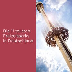 BAUR & Me Blog | Die 11 tollsten Freizeitparks in Deutschland