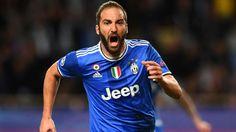 Juventus, la notte di Higuain: finalmente decisivo in Champions