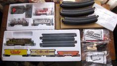 Hershey Chocolate Town Limited Edition Bachmann HO Scale Train Set #Bachmann