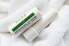 Huna Apothecary Skin Care Review with New Packaging! Nourishing Lip Shine.