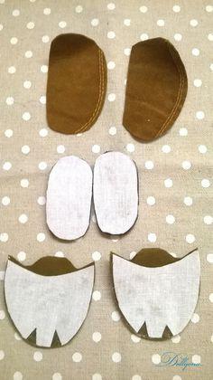 Опишу процесс создания обувки для кукол. Знаю, что готовые выкройки нужно подгонять под ножку. А у всех кукол текстильных, даже по одной выкройке получаются ножки разные. Метод довольно простой. Doll Clothes Patterns, Doll Patterns, Toys Online, How To Make Shoes, Doll Shoes, Soft Dolls, Baby Shoes, Barbie, Deco