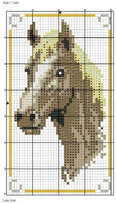 could use for scarf Gallery. Cross Stitch Bookmarks, Cross Stitch Samplers, Counted Cross Stitch Patterns, Cross Stitching, Cross Stitch Embroidery, Cross Stitch Horse, Mini Cross Stitch, Cross Stitch Animals, Crochet Horse