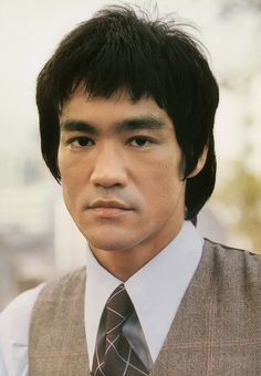 Very rare photo of Bruce Lee, the greatest martial arts master of all time!