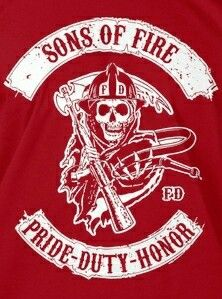 Sons of Fire Pride-Duty-Honor