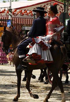 Portrait of the Feria; Seville, Spain