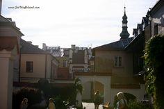 Podwórko   Backyard #zamosc #unesco #lubelskie #backyard #polska #poland #visitpoland  #cityscape #seeuinpoland