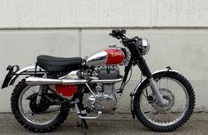 McDeeb Six DayScrambler - Pipeburn - Purveyors of Classic Motorcycles, Cafe Racers & Custom motorbikes