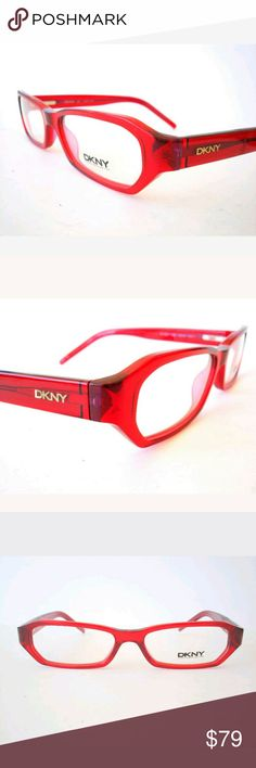 DKNY Eyeglasses New 51mm Case included DKNY Accessories Glasses