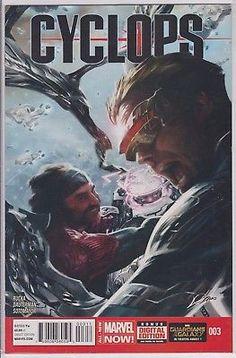 Cyclops #3 Marvel Comics 2014 X-men