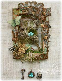 Gabriellep's Gallery: Nature Canvas **VIDEO TUTORIAL**