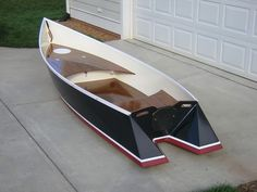 micro skiff plans - Google Search