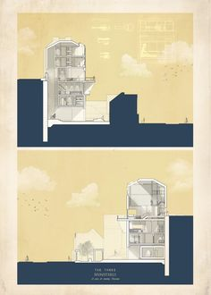 The Three Minstrels / John Chia © Non Architecture Competitions