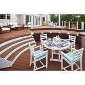 Found it at Wayfair - Trex Outdoor Monterey Bay 5 Piece Dining Set